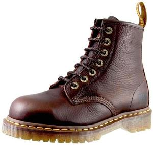 Dr. Martens 7B10 Men's Industrial Steel Toe New Icon 7 Eyelet Boot-Medium Width
