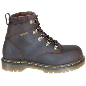 Dr. Martens Men's Holkham SD Industrial Steel Toe Hiker-Medium Width
