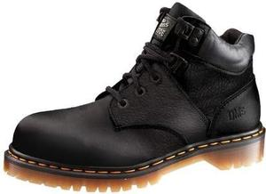 Dr. Martens Men's Holkham SD Industrial Steel Toe Hiker Boots-Medium Width