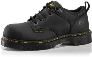 Dr. Martens Men's Ashridge SD Industrial Steel Toe  Shoes-Medium Width