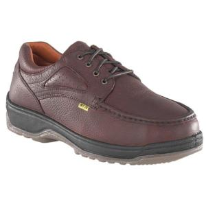 Florsheim Men's Eurocasual Internal Metatarsal Steel Toe Oxford Work Shoe