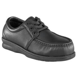 Florsheim Men's Comfortech Pucker Moc Casual Steel Toe Oxford Shoe