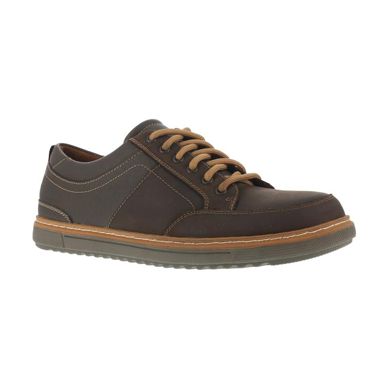 Florsheim Men's Gridley Urban Casual Oxford Safety Sneaker