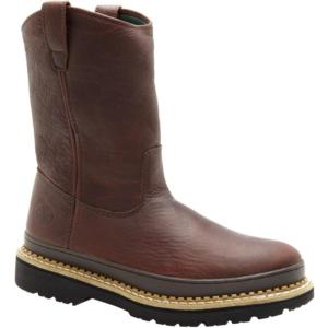 Georgia Men's Giant 11 in. Steel Toe Wellington Boot