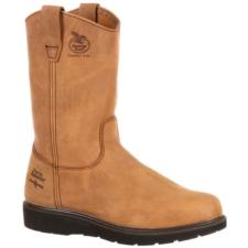 Georgia Mens Farm and Ranch Wellington Work Boots G4432