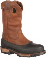 Georgia Men's 11 in. Wellington Comfort Core Pull On Work Boot G4434