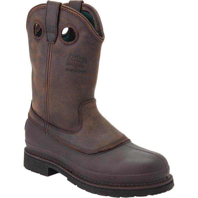 Georgia Boot Mens Pull-on Muddog Comfort Core Work Boots