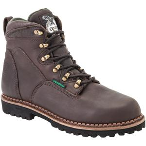 Georgia Men's  6 in. Steel Toe Renegades Waterproof Work Boot