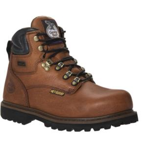 Georgia Men's 6 in. Internal Metatarsal Comfort Core Steel Toe Work Boots