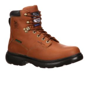 Georgia Men's  6 in. Comfort Core Waterproof Work Boot