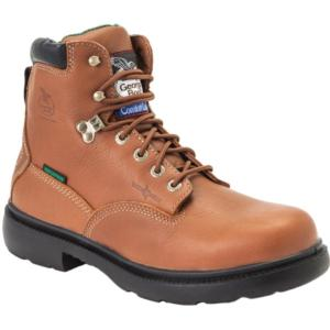 Georgia Men's  6 in. Waterproof  Comfort Core Steel Toe  Boot