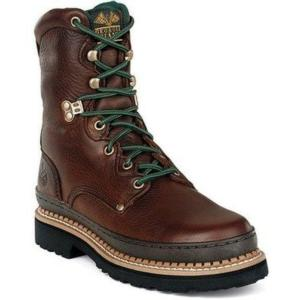Georgia Men's 8 Inch Non Steel Toe Work Boot