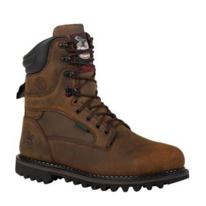 Georgia Men's  9 in. Waterproof Insulated Steel Toe Work Boots