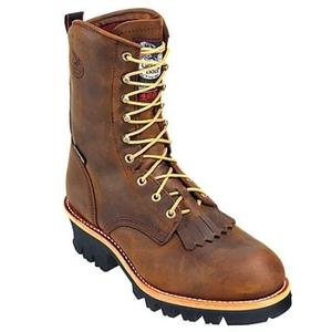 Georgia Men's 8 in.Gore-Tex Insulated Waterproof Logger Work Boot