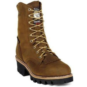 Georgia Men's  8in. Steel Toe Waterproof  Gore-Tex Logger