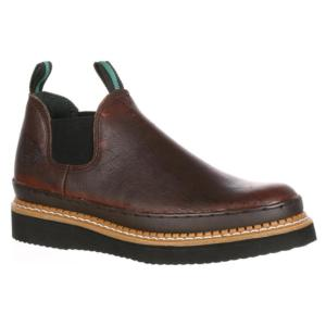 Georgia Men's Giant Romeo Slip On Work Shoe