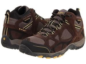 Hi-Tec Total Terrain Waterproof Mid Hiker