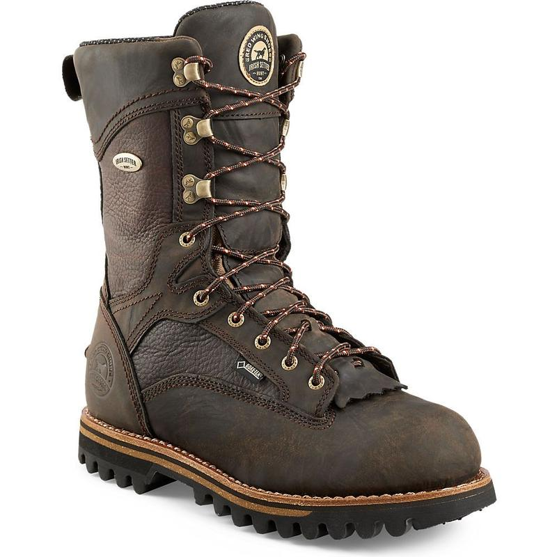 Irish Setter 12 Inch Goretex 200g Insulated Leather Boots