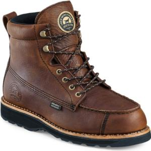 Irish Setter Men's 7 in. Wingshooter Waterproof Moc Toe Hunting Boot