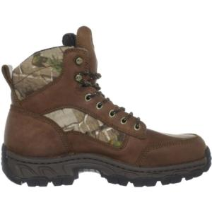 Irish Setter Men's 7 in. Havoc Waterproof Soft Toe Hunting Boot