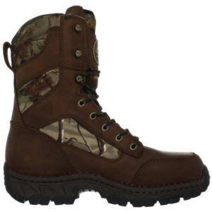 Irish Setter Men's 10 in. Havoc Realtree AP Waterproof Insulated Soft Toe Hunting Boot