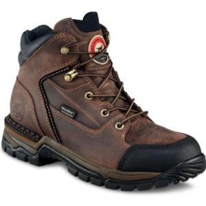 Irish Setter Women's 6 inch Waterproof Steel Toe Hiker