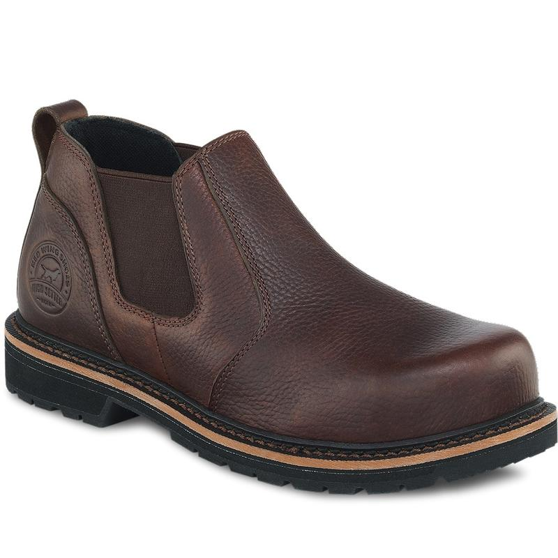 setter s steel toe eh romeo slip on boots 83300