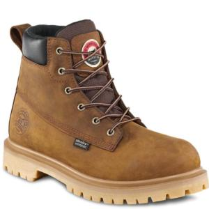 Irish Setter Men's 6 in. Waterproof EH Soft Toe Boot by Red Wing