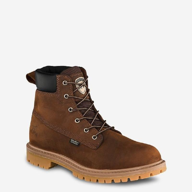 WP EH Aluminum Toe Boots by Red Wing 83614