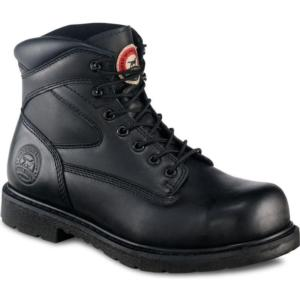 Irish Setter 6 inch Black KingToe Work Boot