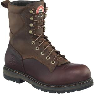 Irish Setter Men's 8 in. Aluminum Toe EH Boot by Red Wing