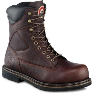Irish Setter 8 inch Steel Toe EH Wide Toe Work Boot