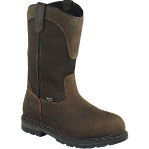 Irish Setter Men's 11 in. EH Waterproof Aluminim Toe Pull-On Boot by Red Wing