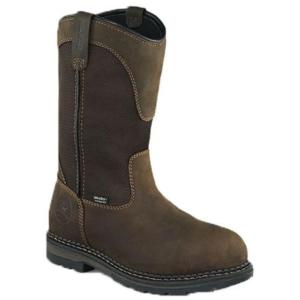 Irish Setter Men's 11 in. EH Waterproof Soft Toe Pull-On Boot by Red Wing