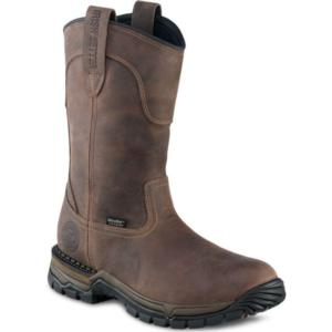 Irish Setter 11 inch Soft Toe Waterproof Pull-On Boot