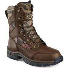 Irish Setter Men's 10 in. Havoc Mossy Oak Waterproof Insulated Soft Toe Hunting Boot 840