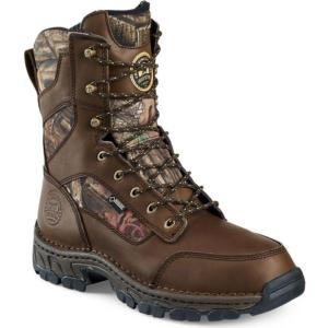 Irish Setter Men's 10 in. Havoc Mossy Oak Waterproof Insulated Soft Toe Hunting Boot