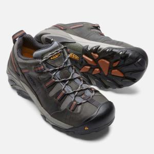 b4843cd687e8 1007010. Keen Men s Detroit Low Steel Toe Boots
