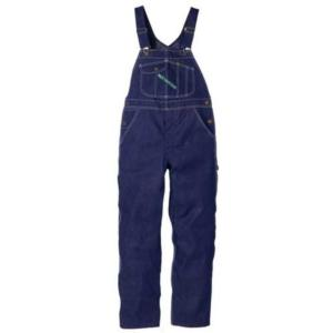 KEY Men's Denim  Bib Overall
