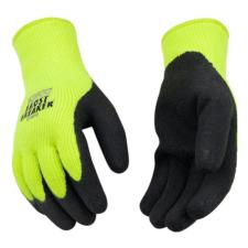 Kinco Form Fitting Work Gloves with Nitrile Coated Palm 1875