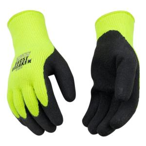 Kinco Form Fitting Work Gloves with Nitrile Coated Palm