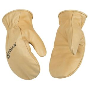 Kinco Heatkeep Insulated Leather Cowhide Mittens