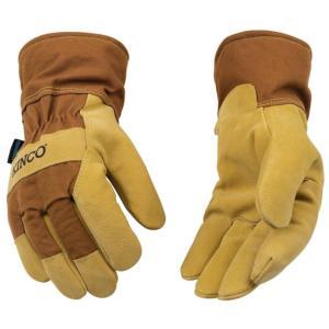Lined Suede Pigskin Glove
