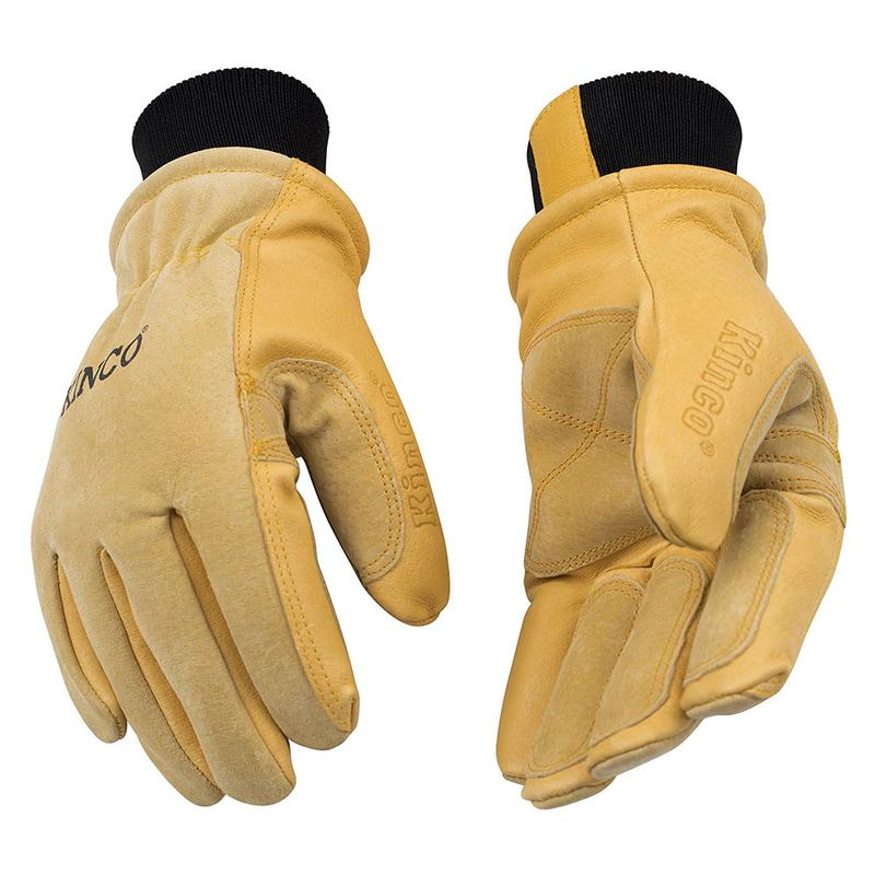 Kinco Lined Waterproof Ski Gloves. Zoom d320940f8f26