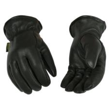 Kinco Cold Weather Lined Grain Goatskin Leather Gloves with Heatkeep 93HK