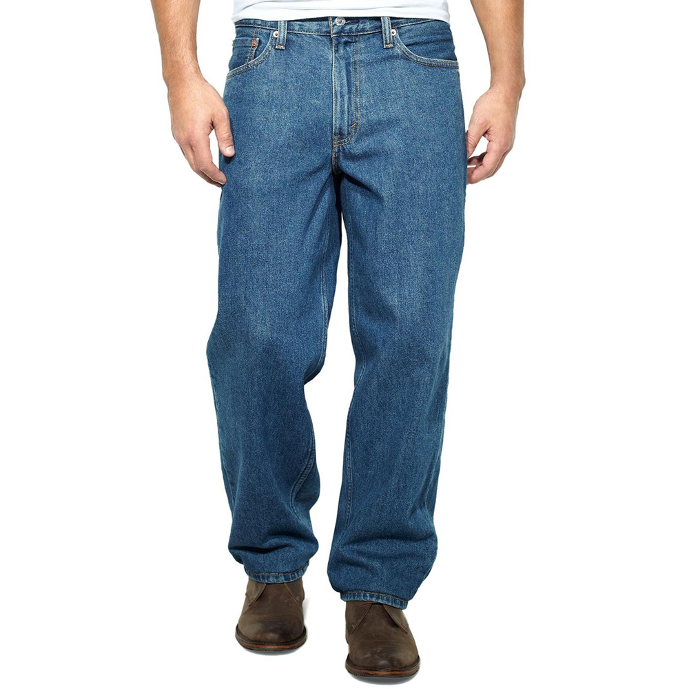 e16dbdd298a Levi s 560 Comfort Fit Men s Jeans. Zoom. Dark Stonewash Dark Stonewash