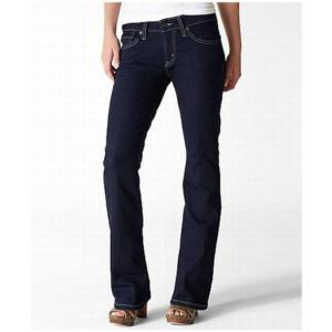 Levi's Women's ® 518® Junior Super Low Boot Cut Jeans
