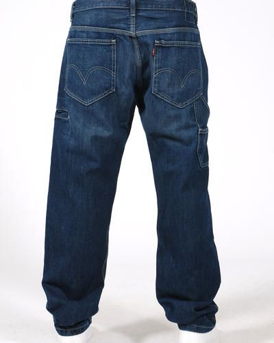 8594eddd Levi S Carpenter Loose Straight Jeans - Collections Photos Carpenter