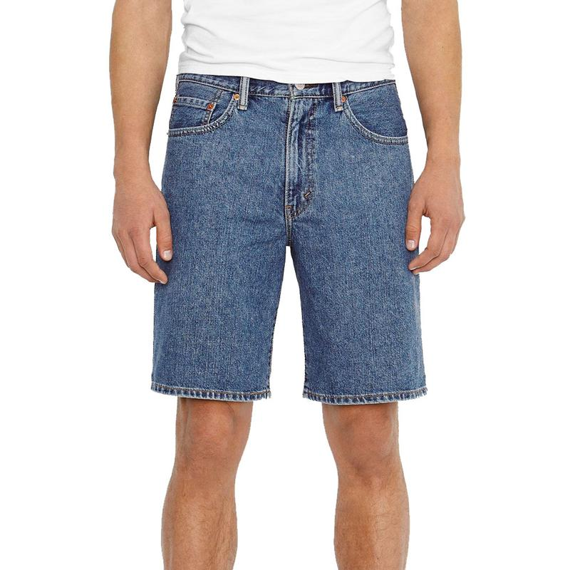 550 Relaxed Fit Men's Jean Shorts 35550