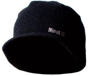 Minus33 Merino Wool Spur Visor Beanie